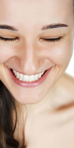 Cosmetic Dentist smiles