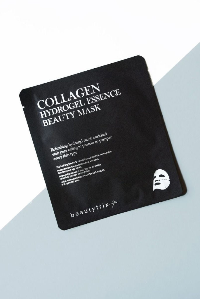 collagen hydrogel mask x